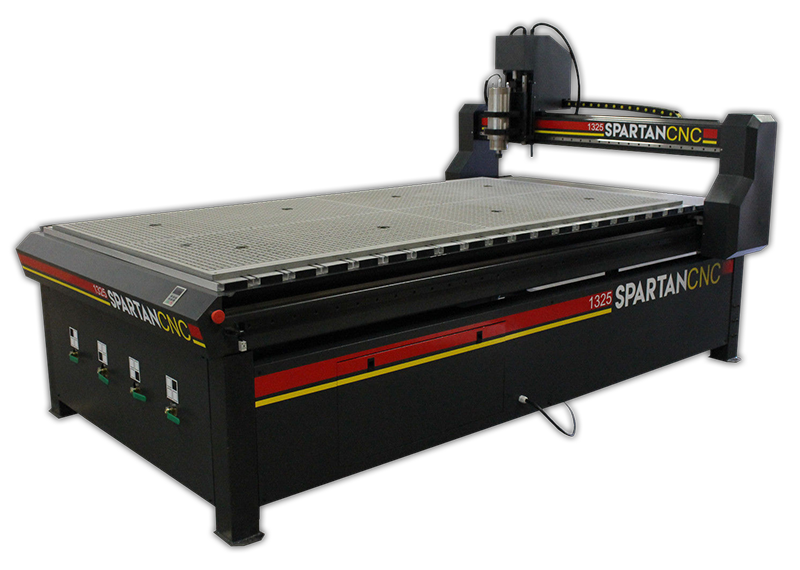 Photo of Spartan 1325 CNC Router